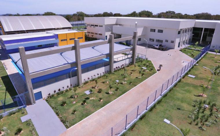 Escola de Tempo Integral no setor Maracanã, em Araguaína