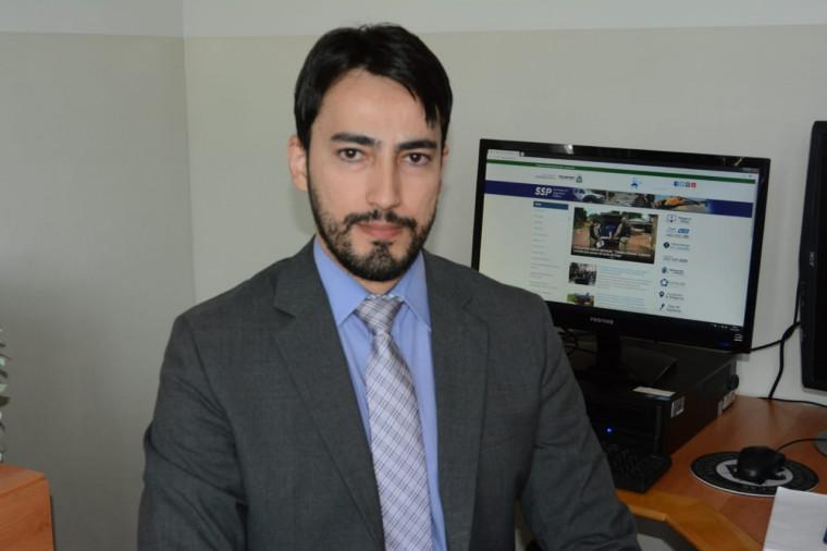 Novo corregedor-geral de Polícia Civil do Tocantins