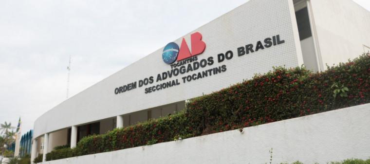 Pedido de providências protocolado pela OAB/TO no CNJ