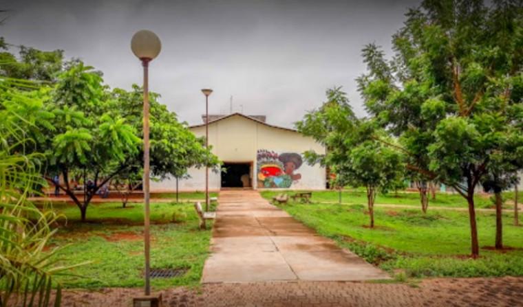 Visão interna da UFT de Araguaína