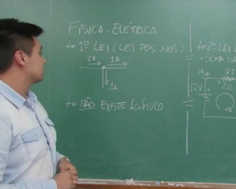 Mestrado para professores de Física ou Ciências