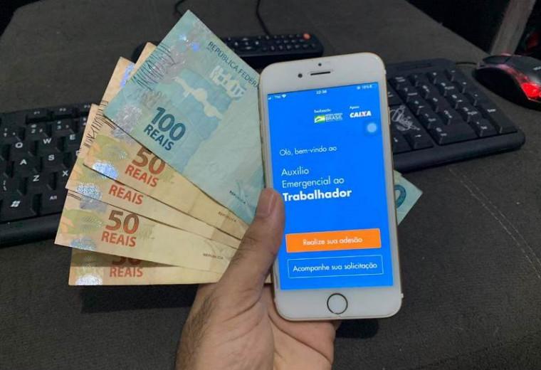 Auxílio atualmente é de R$ 600
