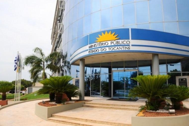 Sede do Ministério Público do Tocantins (MPTO)