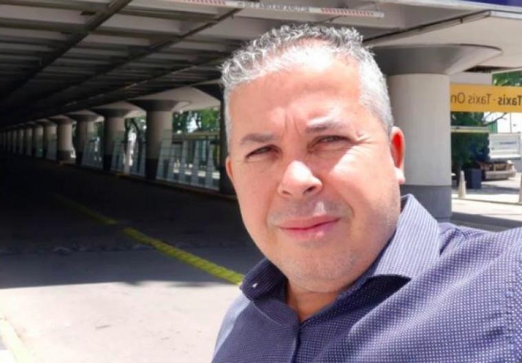 Sílvio Romero é prefeito de Taipas (TO) e disputa a reeleição
