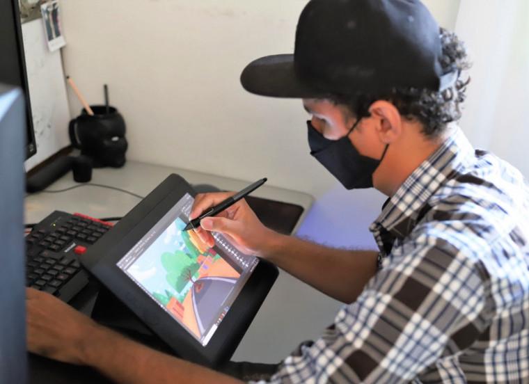 Alef Dias traz no currículo trabalhos divulgados por grandes produtoras nacionais