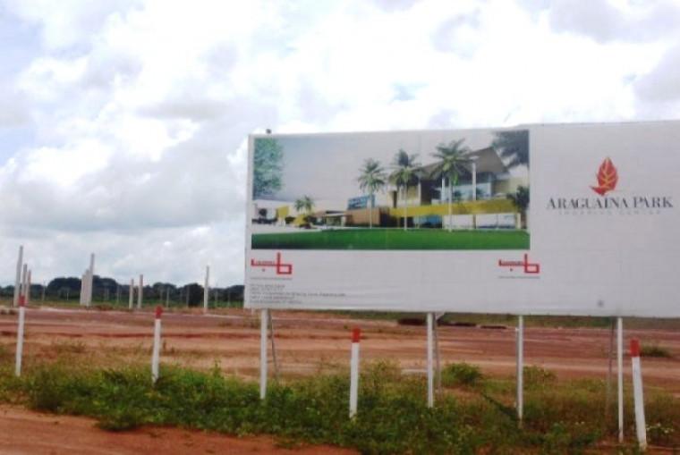 Projeto de lei permite retomada das obras do Araguaína Park Shopping