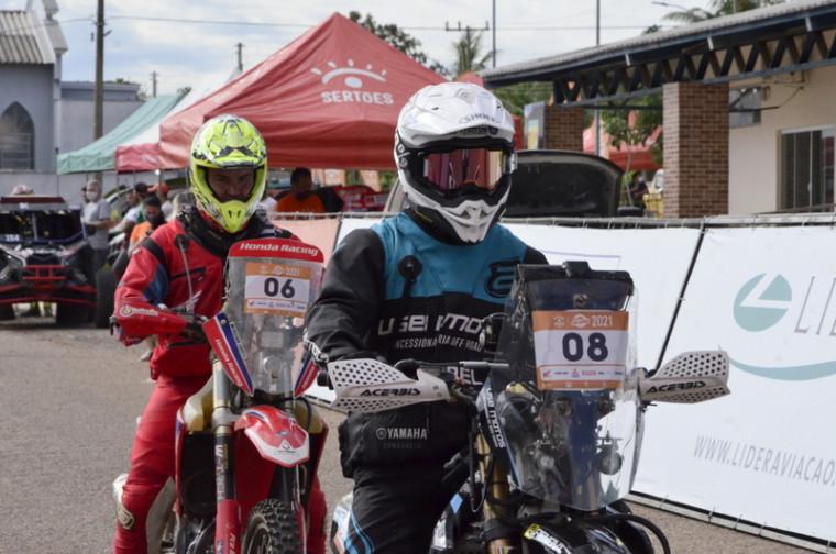 Neste sábado os pilotos partem para a última etapa entre São Félix e Vila Panambi
