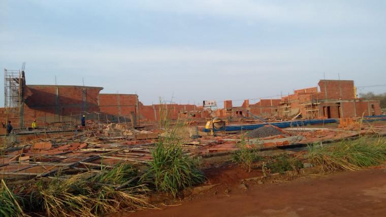 Galpões logísticos estão sendo construídos pelo Grupo Nosso Lar