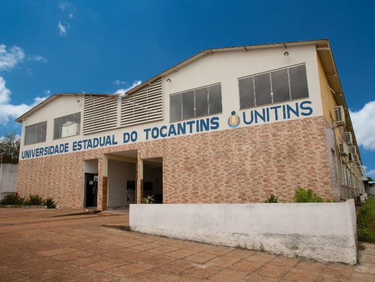 Campus da Unitins em Augustinópolis, Bico do Papagaio