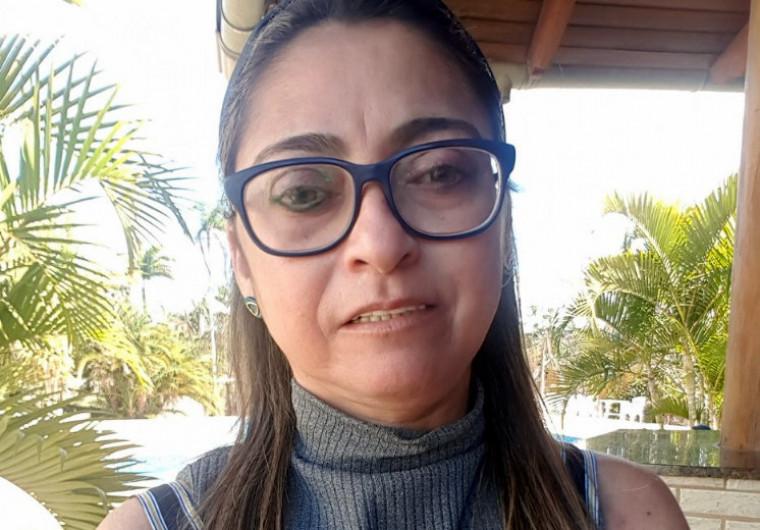 Márcia faleceu aos 50 anos em decorrência de uma pneumonia