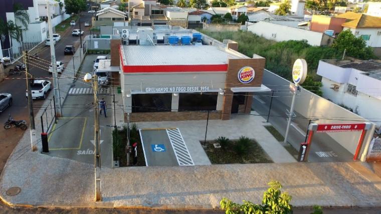 Franquia do Burger King de Araguaína