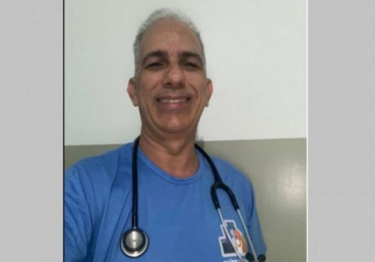 Médico que foi assassinado