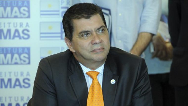 Ex-prefeito de Palmas, Carlos Amastha