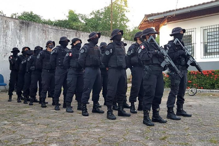 Policiais penais