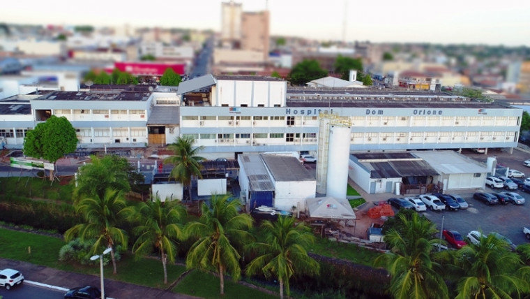 AF Notícias | Cidades | Dezenas de entidades se unem em prol do Hospital  Dom Orione: 'está à beira de fechar as portas'