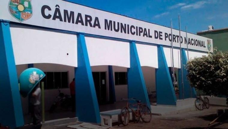 Câmara de Porto Nacional tem 15 cadeiras