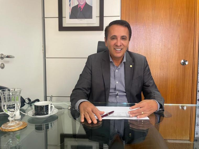 Gaguim defende emendas parlamentares para vereadores