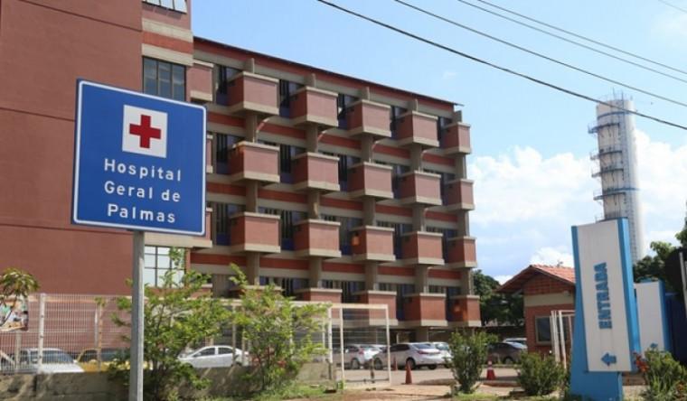 Paciente estava na UTI do Hospital Geral de Palmas