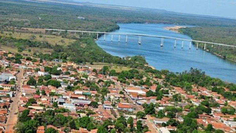 Cidade de Barra do Ouro