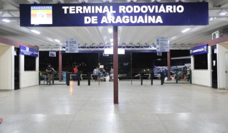 Estudos vão contemplar a concessão do Terminal Rodoviário de Araguaína