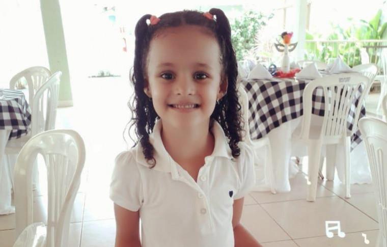 Eloah Gomes tem 5 anos