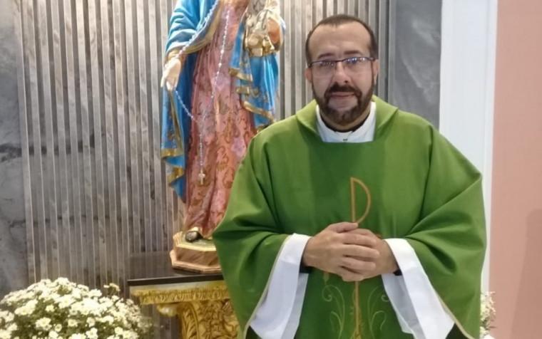 Padre Ricardo atua em Miracema do Tocantins