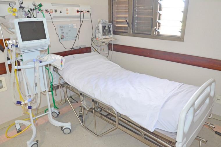 Uma pessoa de Araguaína aguarda vaga em leito de UTI