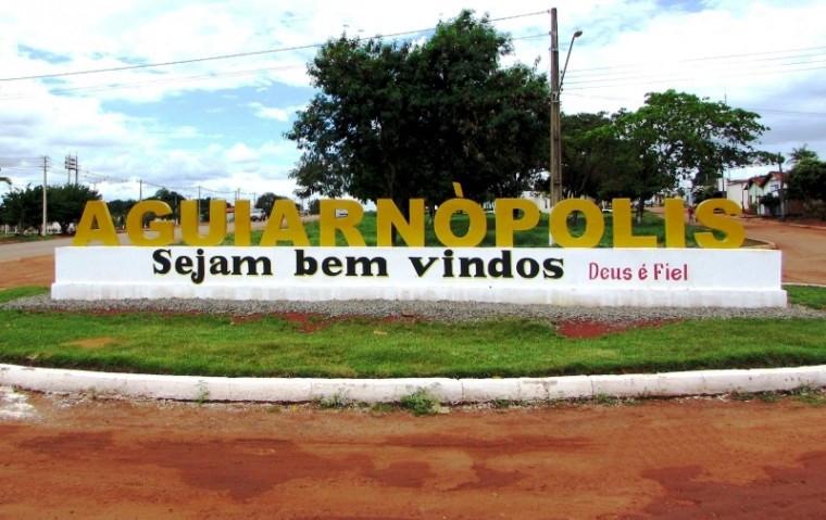 Jarmondes é secretário em Aguiarnópolis