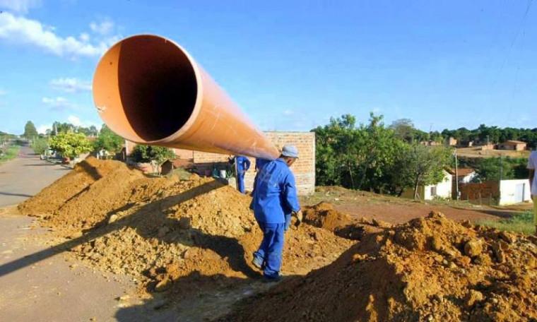 As obras já estão inseridas no cronograma de adequação ao Novo Marco do Saneamento
