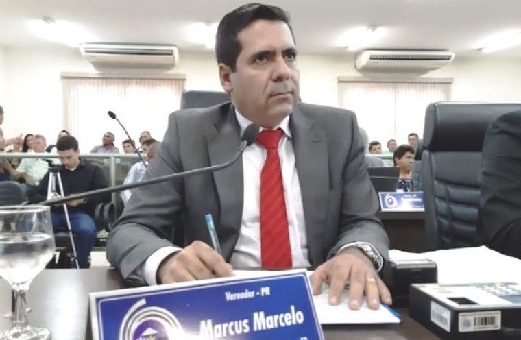 Vereador Marcus Marcelo (PL)