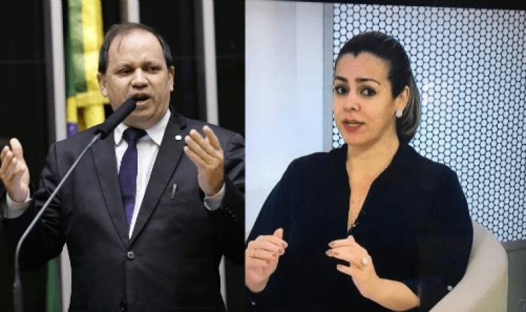Cinthia aparece na liderança e Eli Borges aponta irregularidades na pesquisa