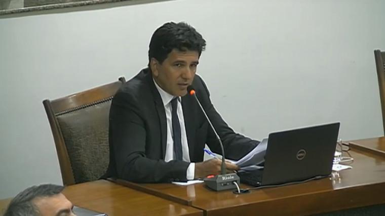Pedido de CPI foi apresentado na sessão desta terça-feira (20)