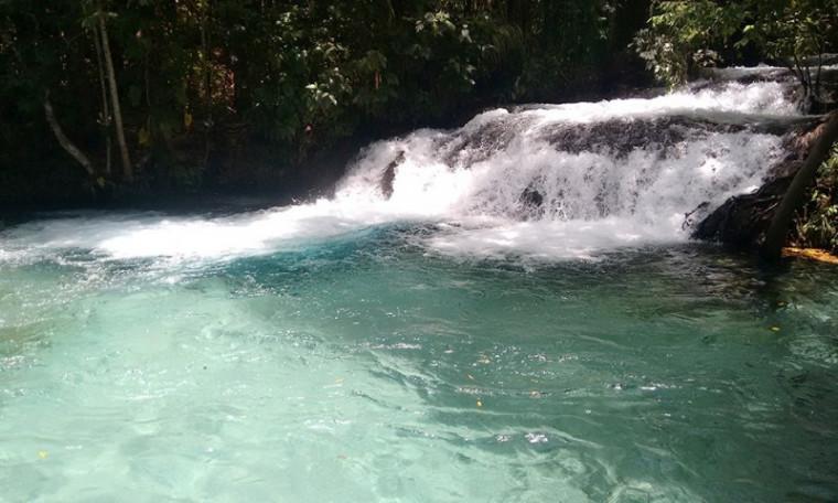 Cachoeira da Formiga, um dos principais pontos do Jalapão