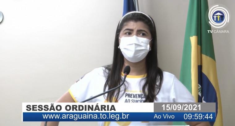 Sergiane Pereira criou o projeto depois de sentir a dor de perder um irmão