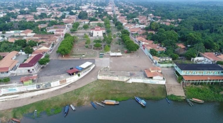 O acidente aconteceu na zona rural de Araguatins