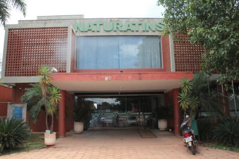 Sede do Naturatins, em Palmas
